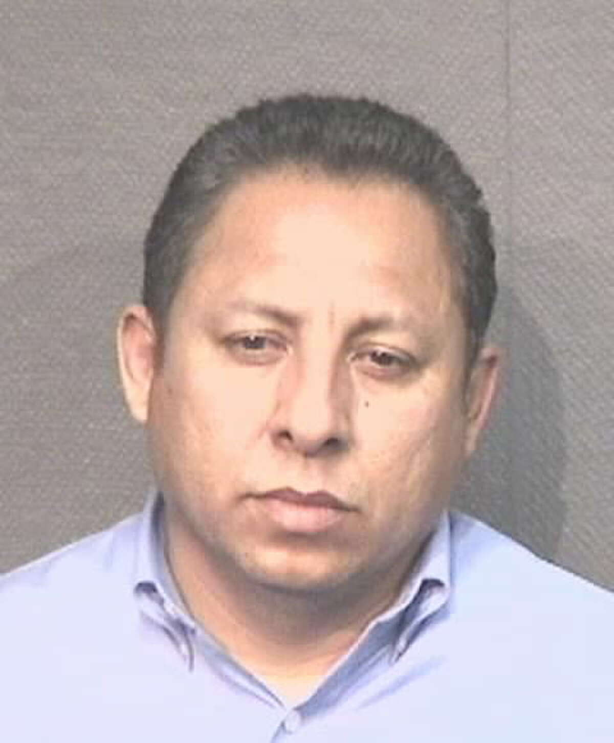 Arnoldo Reyna was arrested on a sex-trade related crime in August, 2018.