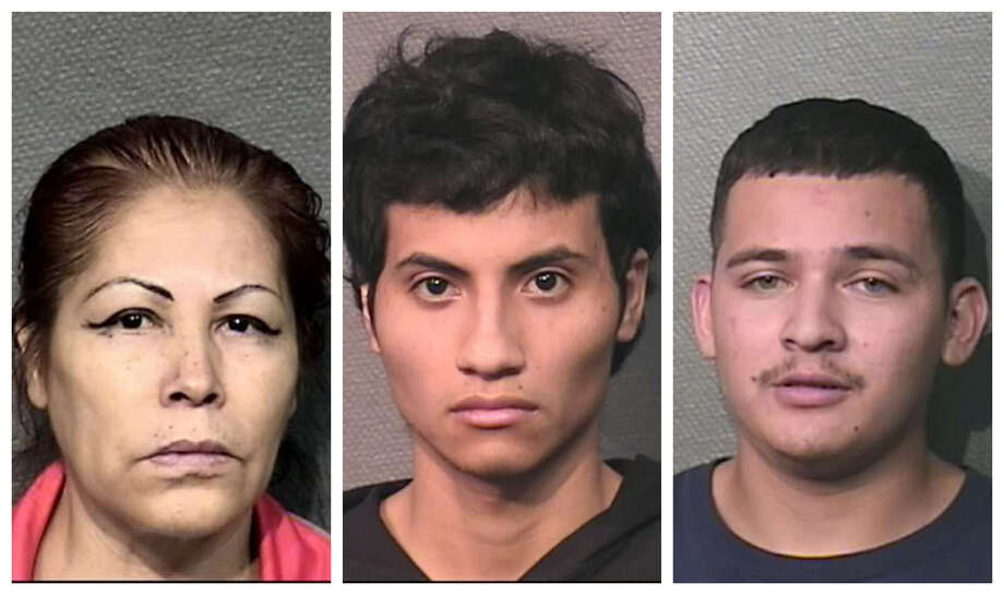 >>The people arrested on sex-trade charges in August of 2018. Photo: Houston Police Department