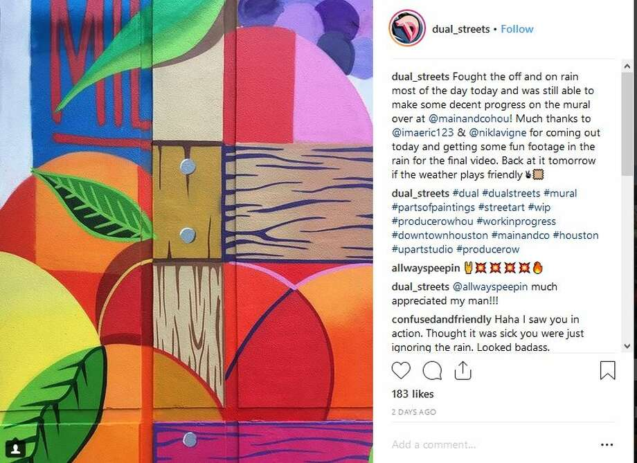 PHOTOS: Houston's old Produce Row in downtown 