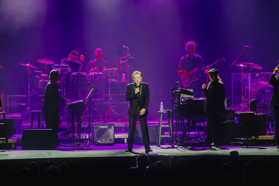 Frankie Valli performed Sept. 21 at the Wagner Noel Performing Arts Center in Midland. Photo: Photos By Bailey Flores Courtesy Wagner Noel PAC