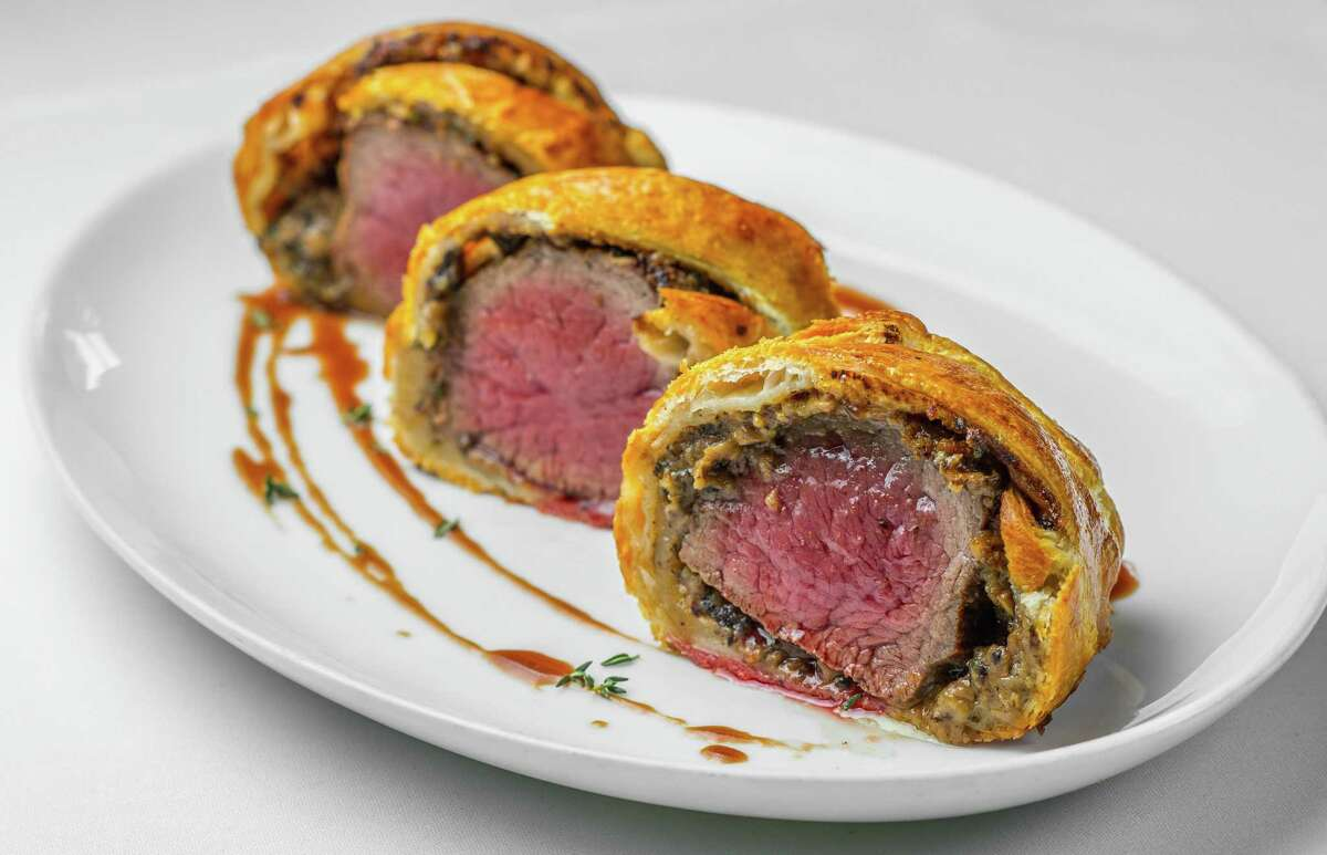 Beef Wellington at Killen's Steakhouse