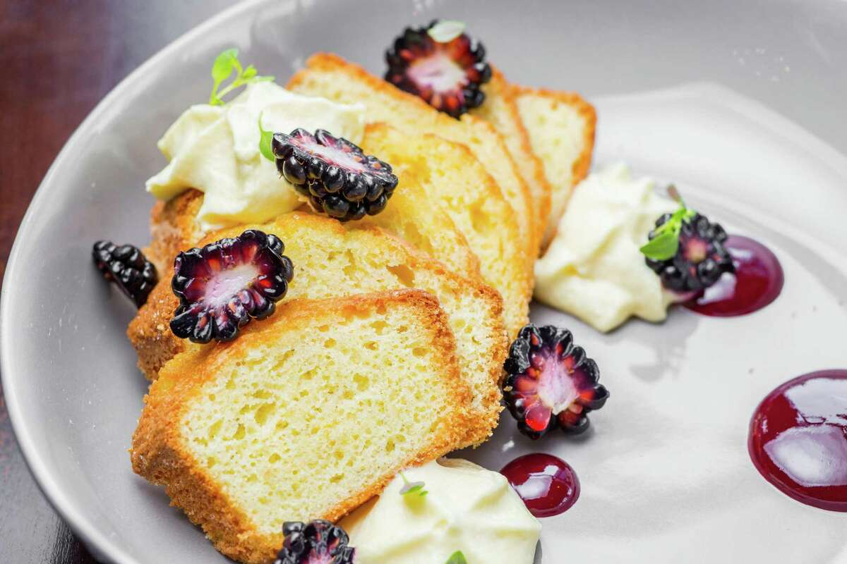 Pound cake of the week at Kulture