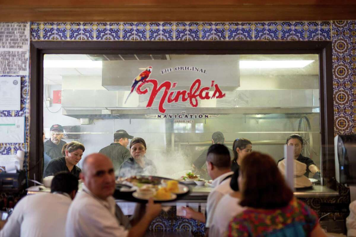 The Original Ninfa's on Navigation is a semifinalist in the Outstanding Restaurant category.