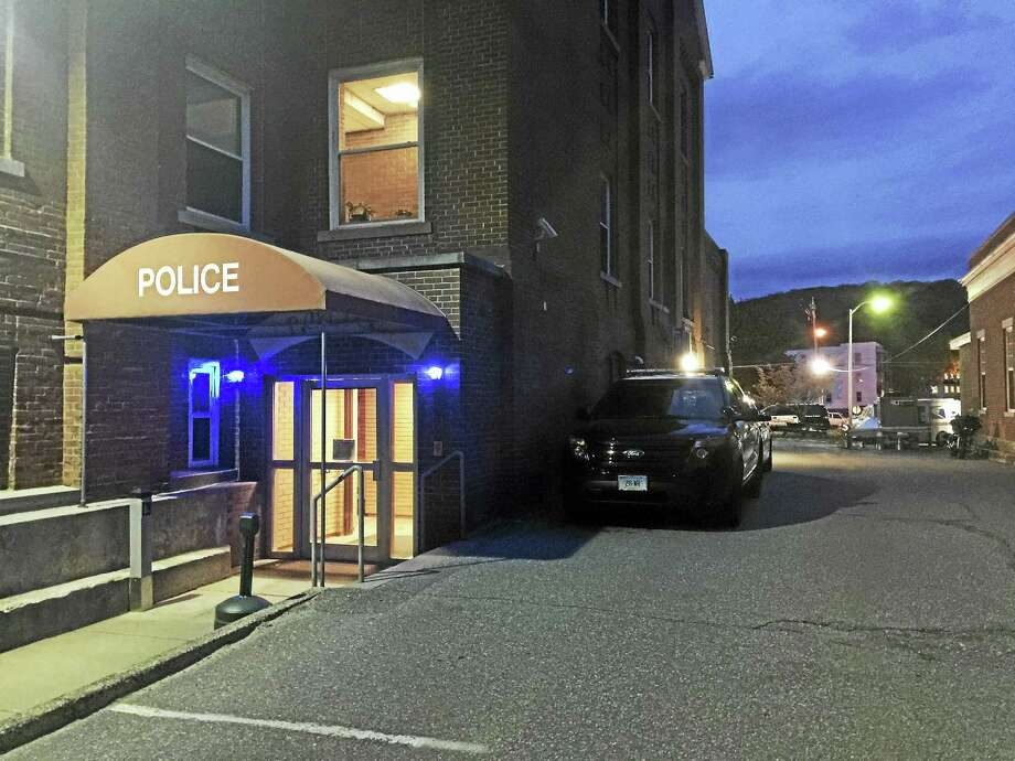 The Winchester Police Department in Winsted. Photo: File Photo