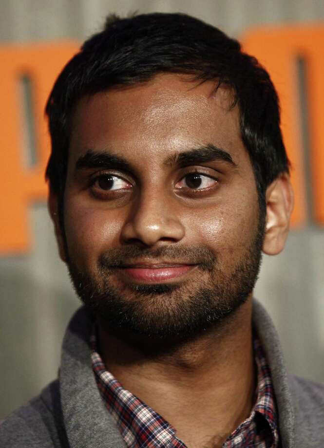 In this Nov. 11, 2009 file photo, actor Aziz Ansari arrives at Puma's African Bazaar event in Los Angeles. Ansari performed in Port Chester Sunday as part of a comeback effort. Photo: Matt Sayles / AP / AP2009