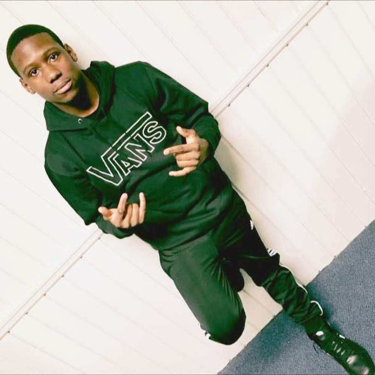 Marcus Hall was shot on Thursday, Sept. 20 at Southwood Square Apartments in Stamford's West Side neighborhood. He died on Saturday, Sept. 22, after his family decided to take him off life support. Hall was a Westhill High School student.