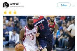 Antpool announced on its Twitter account that it was partnering with the Rockets.