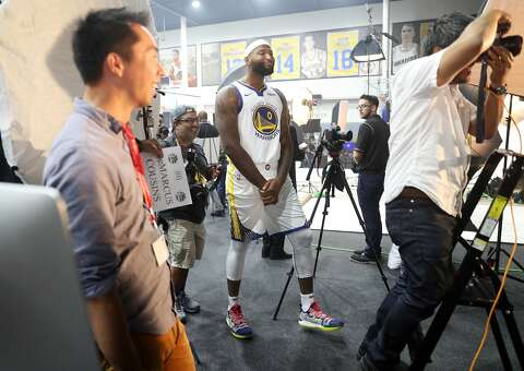 28d8da9d0 DeMarcus Cousins says Warriors GM Bob Myers thought his interest in ...