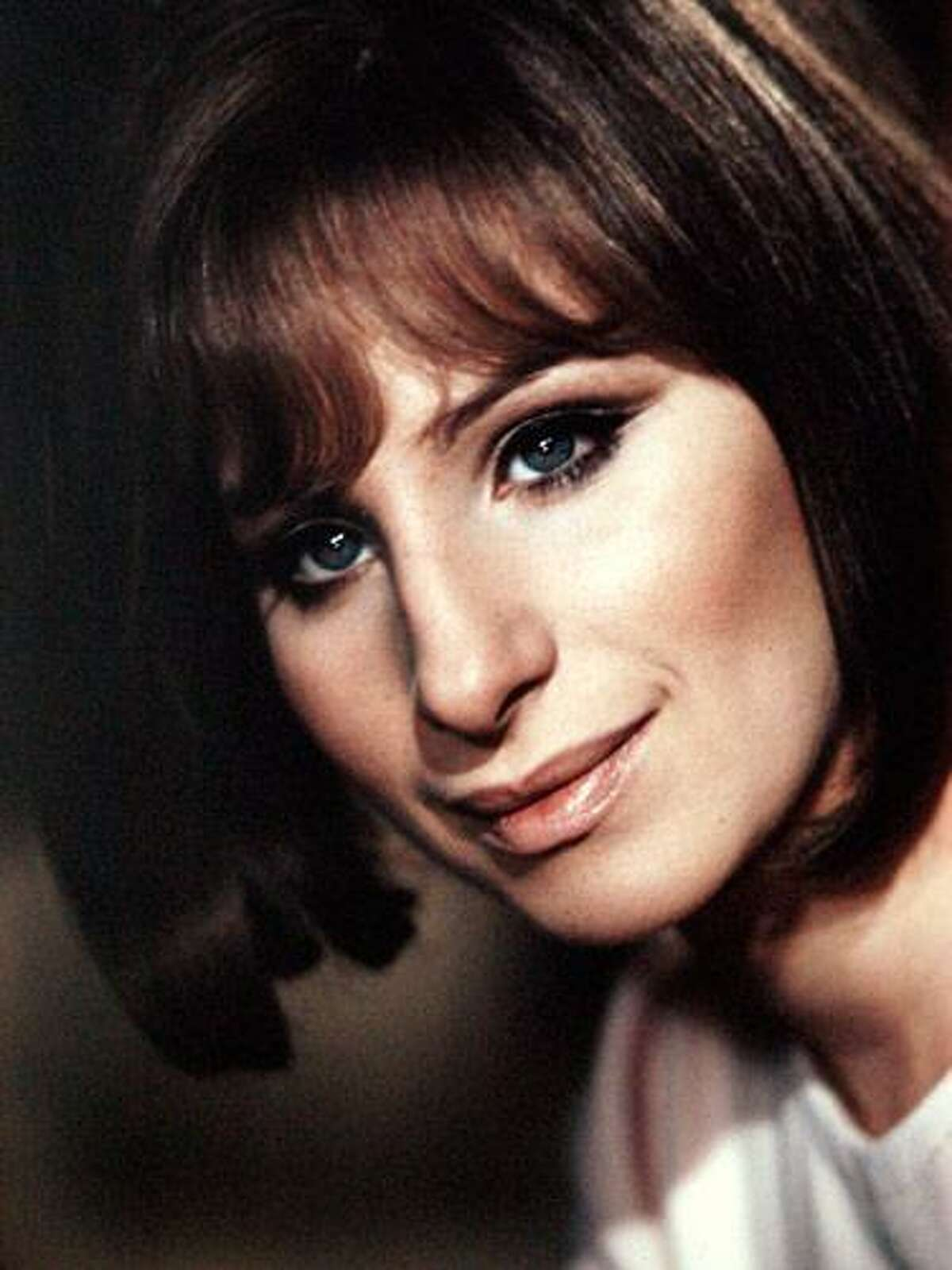 It would be silly to fault a young Barbra Streisand for acting like Barbra Streisand.