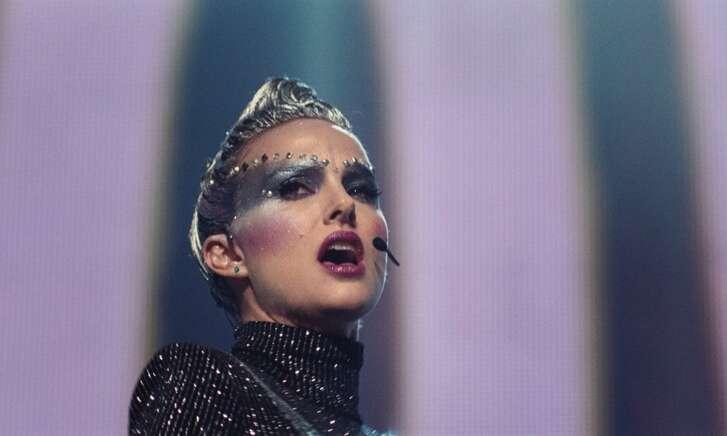 """Natalie Portman in Brady Corbet's """"Vox Lux."""""""