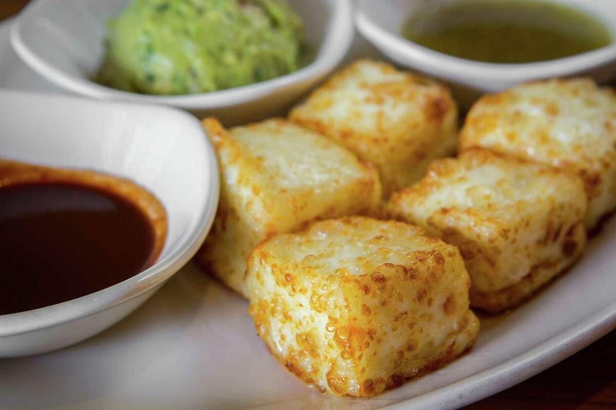 28. Saltillo Mexican Kitchen2017 rank: 20 Cuisine: Mexican/Tex-Mex Entree price: $$-$$$$ Where: 5427 Bissonnet, Ste. 200 Phone: 832-623-6467 Website: saltillomexicankitchen.com Read Alison Cook's review of Saltillo Mexican Kitchen Pictured above: Cubos de queso frito at Saltillo