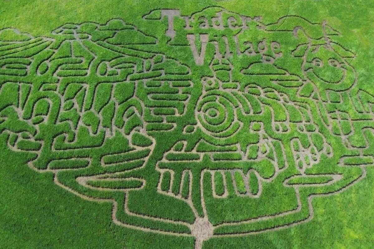 Traders Village Will Debut San Antonios First And Only Corn Maze - Traders village san antonio car show