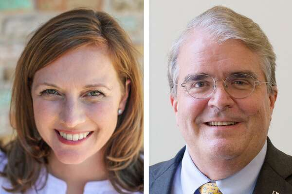 Democrat Lizzie Pannill Fletcher and Republican John Culberson are running for U.S. Congress in Houston's Congressional District 7.