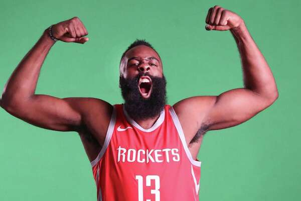 After an MVP season, Rockets guard James Harden is ready to attack anew the pursuit of a championship.