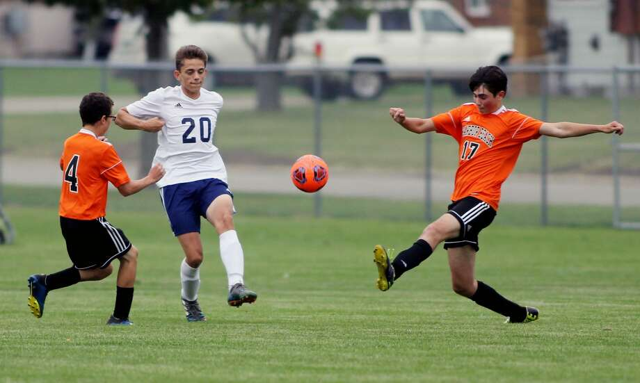 USA 1, Harbor Beach 1 Photo: Mike Gallagher/Huron Daily Tribune