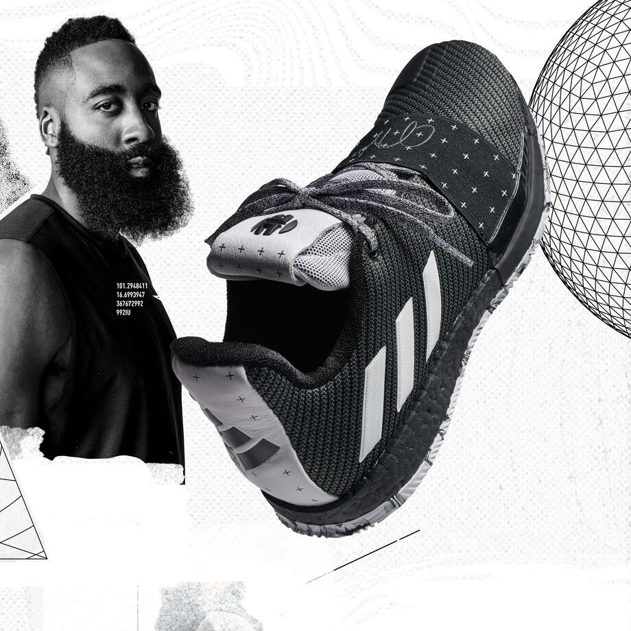 4c82a8a0a29 Adidas announces James Harden s new signature shoe - Houston Chronicle