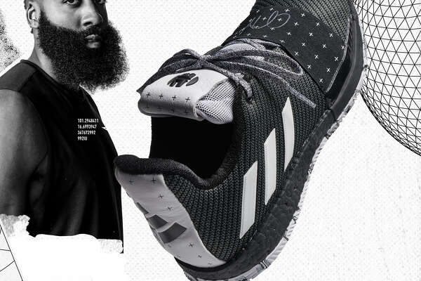 The Harden Vol. 3 Cosmos drops Oct. 15 for $160 at adidas.com and select retailers.