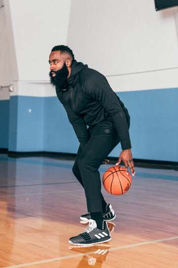 d1062b1e632c 3of65The Harden Vol. 3 Cosmos drops Oct. 15 for  160 at adidas.com and  select retailers.Photo  adidas Basketball