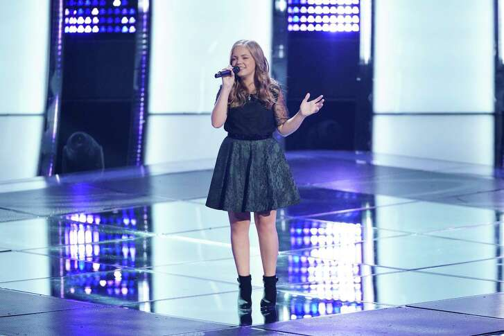 Houston's Sarah Grace on The Voice.