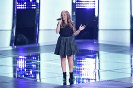 Houston's Sarah Grace on The Voice.