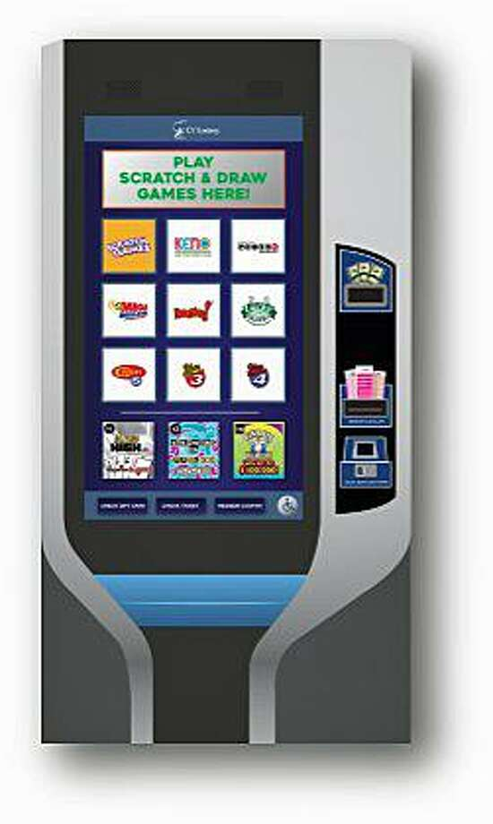 Lottery rolling out hi-tech vending machines to sell ...