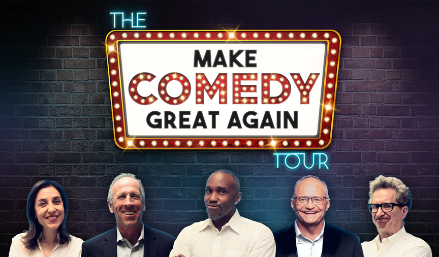 'Make Comedy Great Again' tour coming to region - Times Union