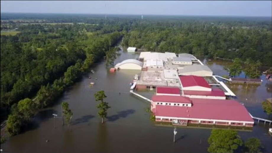 PHOTOS: Growth after HarveyFears that families would move out of school districts flooded by Harey have been unfounded. >>Here are the school districts whose student populations grew the most in the past year... Photo: Provided By Little Cypress-Mauriceville CISD, Little Cypress-Mauriceville CISD