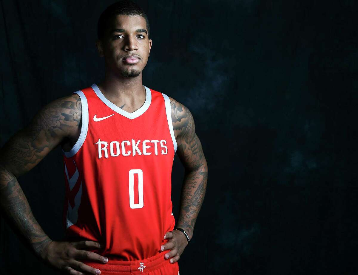 New Rocket Marquese Chriss faces a pivotal campaign, his third since being drafted in the top 10 out of Washington.