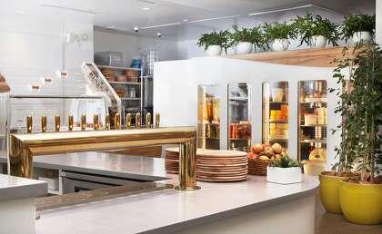 Astonishing Creator San Franciscos Burger Robot Restaurant Opens To Download Free Architecture Designs Aeocymadebymaigaardcom