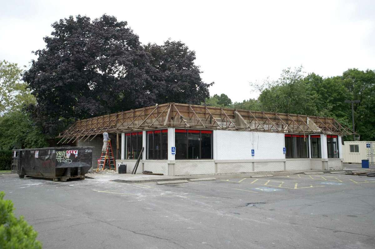 1058 High Ridge Road: Residents in the Turn of River neighborhood will likely see a new Burger King in coming months, after renovations began late this summer. Workers earlier this month appeared to remove the old awning from the 3,000-square-foot building, built in 1975. It is unclear when the burger joint will re-open. Requests for more information were not returned. The structure and its half-acre of land across from Trader Joe's, whose owner recently won city approvals to expand the grocery store's parking lot, was appraised last year at $2.58 million, according to property records. It has been owned by MBK Realty, a Westport-based limited liability company, since 2006.