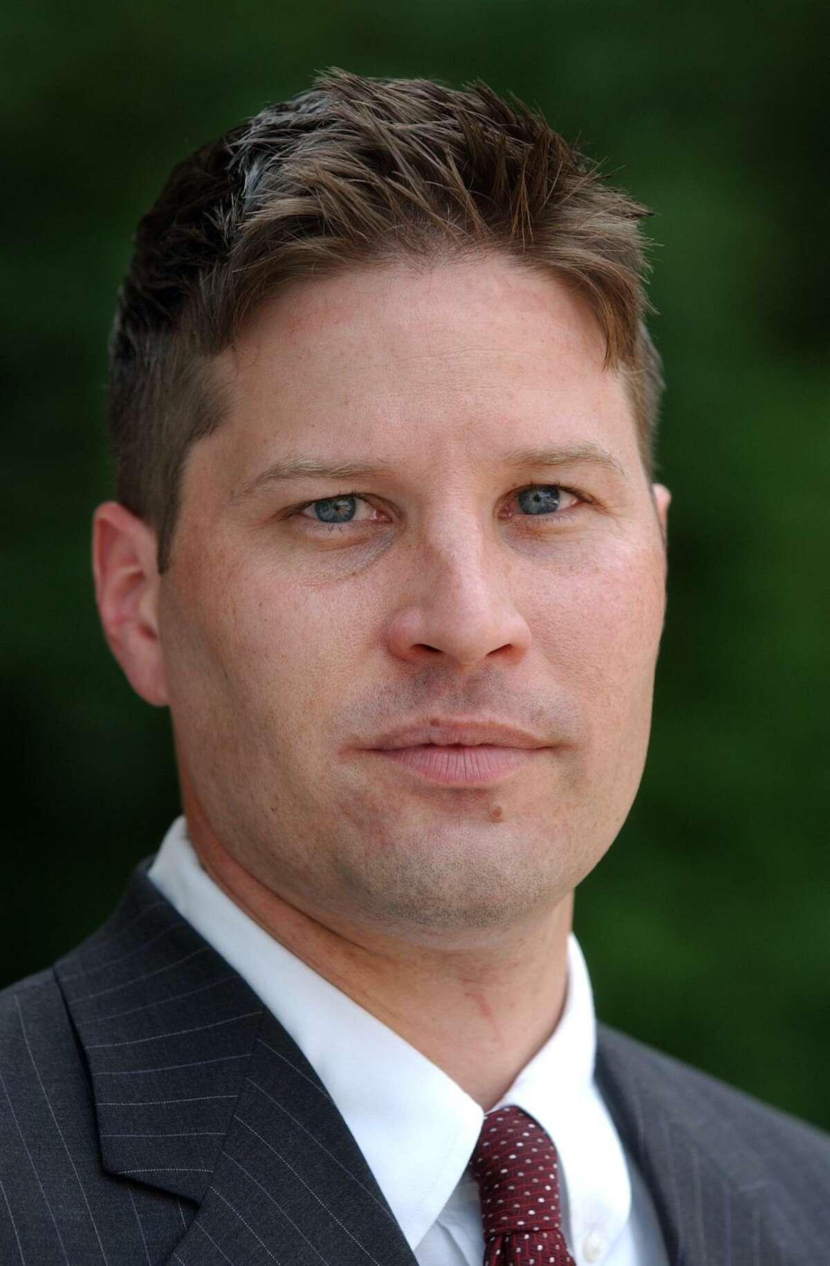 Hamden Police Chief designate Thomas Wydra. Photo by Mara Lavitt