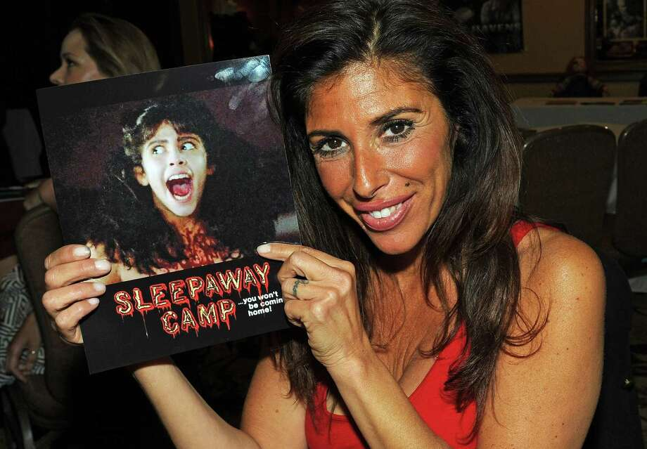 """""""Sleepaway Camp"""" star Felissa Rose will attend this year's Monster-Con. Photo: Bobby Bank /Getty Images / 2017 Bobby Bank"""