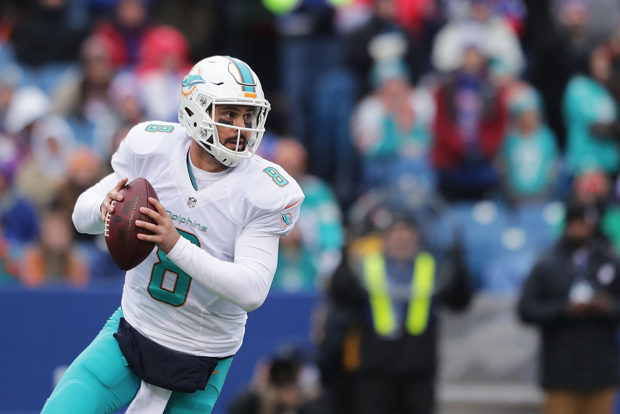 Agent: Matt Moore won't be part of 49ers' group of tryout QBs