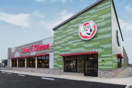 Chuck E. Cheese's plans to open its first redesigned store in Houston, part of a national rebranding effort that aims to improve the customer experience for parents and kids.