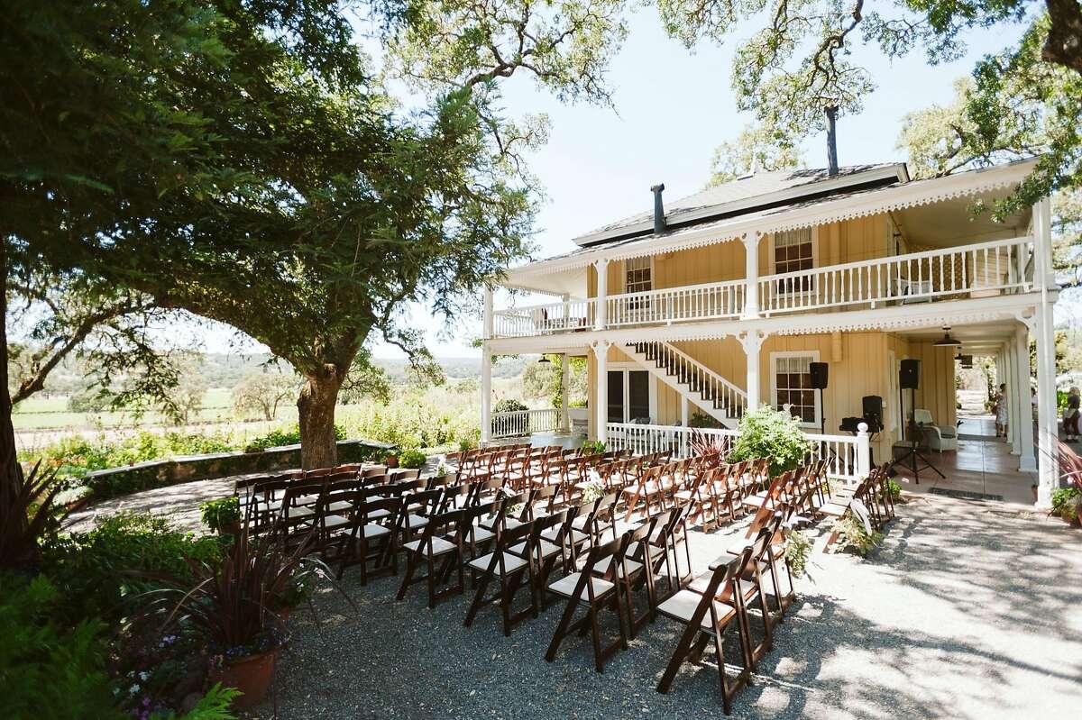 Beltane Ranch in Glen Ellen