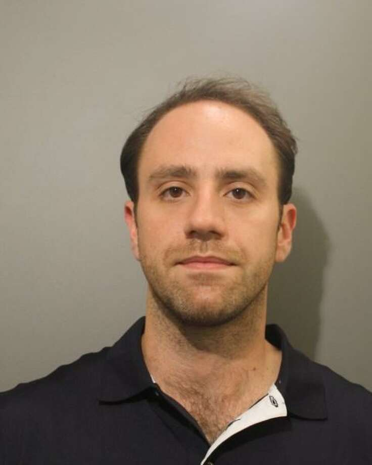 Joe Peres, 31, has served as the chairman of public relations for the Wilton Republican Committee since earlier this year. Photo: Wilton Police Dept.