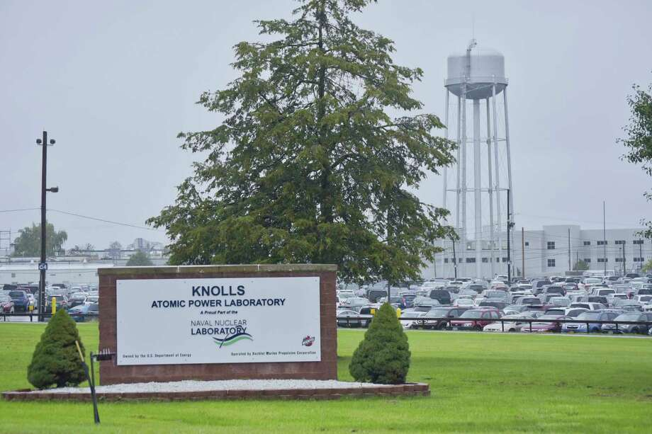 A view of the Knolls Atomic Power Labs on Tuesday, Sept. 25, 2018, in Niskayuna, N.Y.  (Paul Buckowski/Times Union) Photo: Paul Buckowski, Albany Times Union / (Paul Buckowski/Times Union)