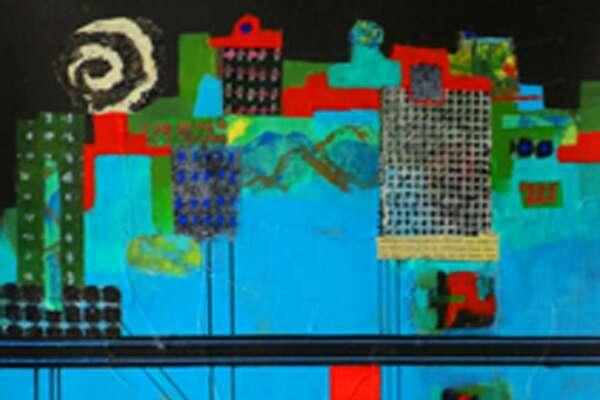 """""""5th Floor Walk-up,"""" by Sandra Karakoosh."""