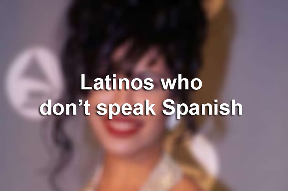 Latinos who don't speak Spanish. Photo: Getty Images