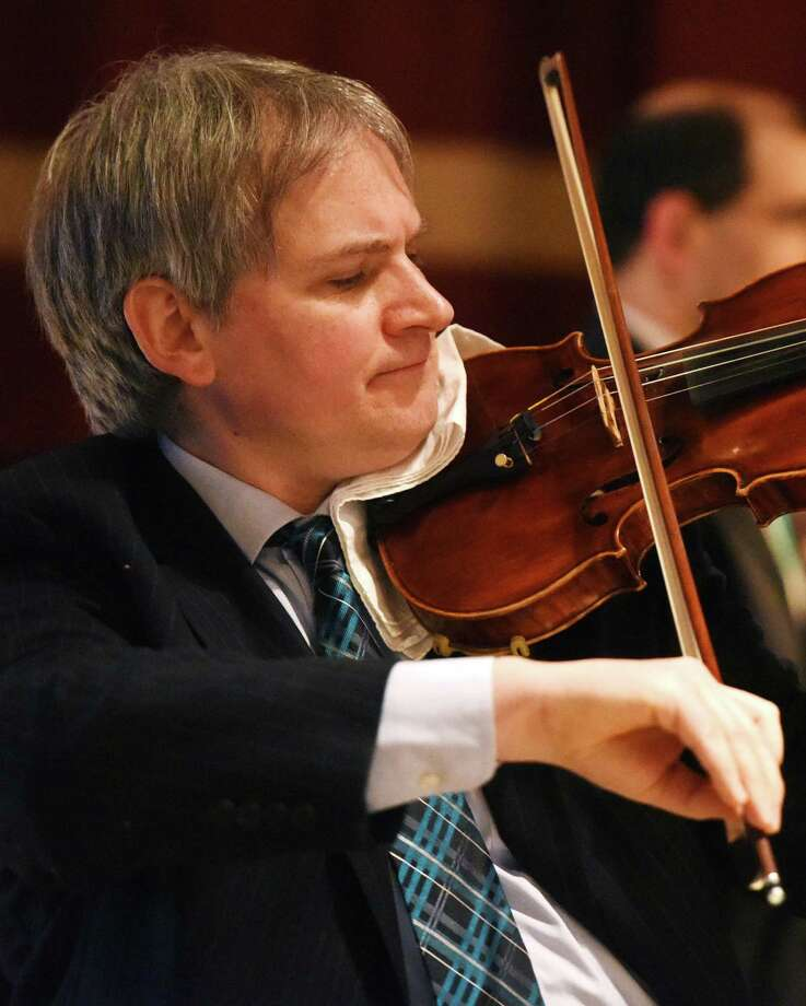 The Greenwich Symphony Orchestra will perform Piano Concerto No.1 by Chopin with Natasha Paremski as the piano soloist in concerts at 4 p.m. Saturday and Sunday as it opens its 61st season. The concert, which will also include works by Beethoven, Debussy and Bernstein, will take place at the Performing Arts Center at Greenwich High School. A free preconcert lecture will take place one hour before each performance. Adult tickets are $40, students $10. Call 203-869-2664 or visit greenwichsymphony.org for more information. Photo: File / Tyler Sizemore /Contributed Photo / Tyler Sizemore / Greenwich Time