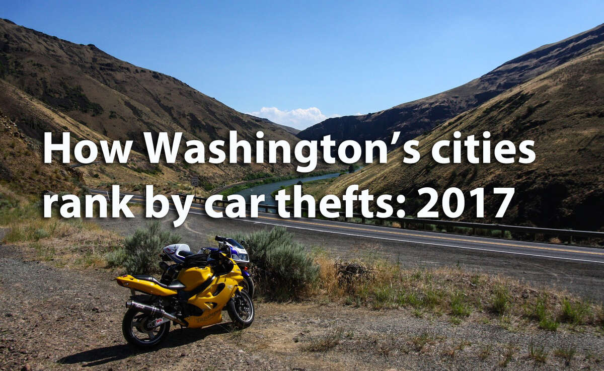 The National Insurance Crime Bureau released its list recently of how cities ranked in car thefts in 2017. We give you the ranking of Washington's metropolitan areas.
