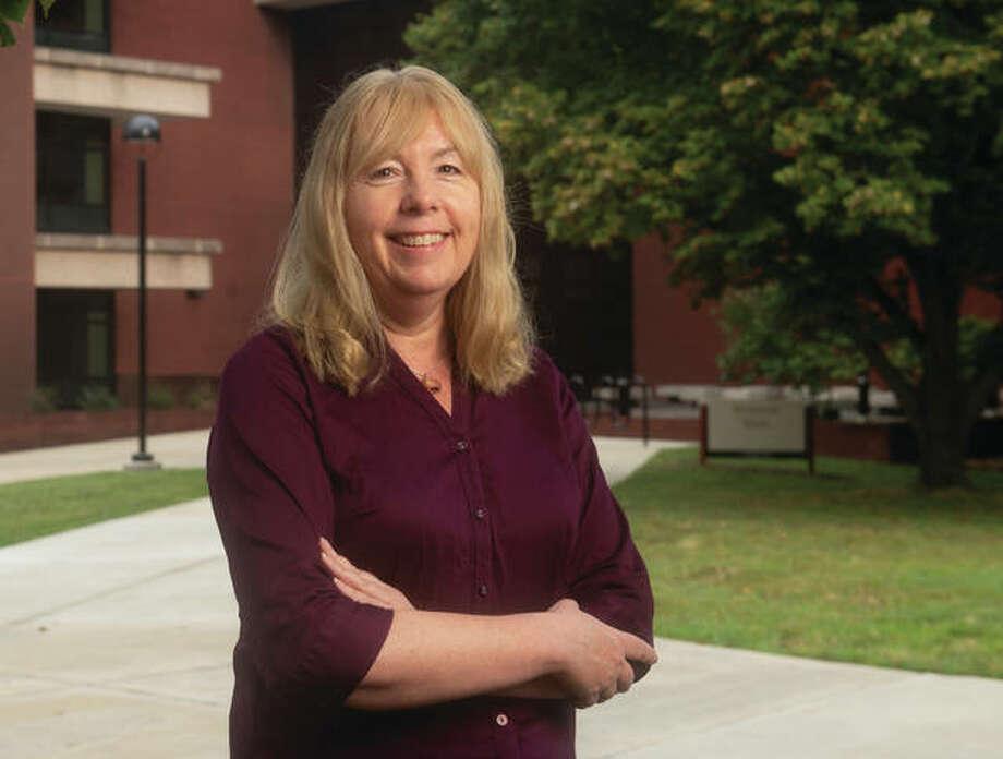 SIUE STEM Center Director Sharon Locke, PhD.