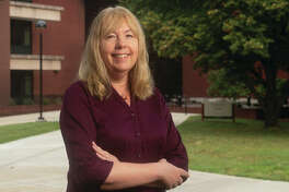 SIUE STEM Center Director Sharon Locke, PhD.