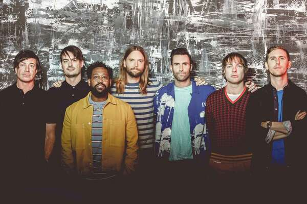 Maroon 5 will perform at the XL Center in Hartford on Oct. 10.