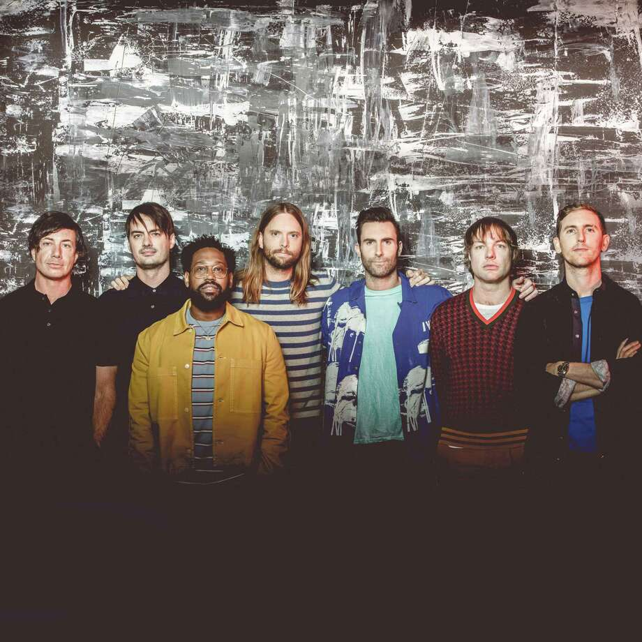 Maroon 5 will perform at the XL Center in Hartford on Oct. 10. Photo: Wes And Alex / Contributed Photo