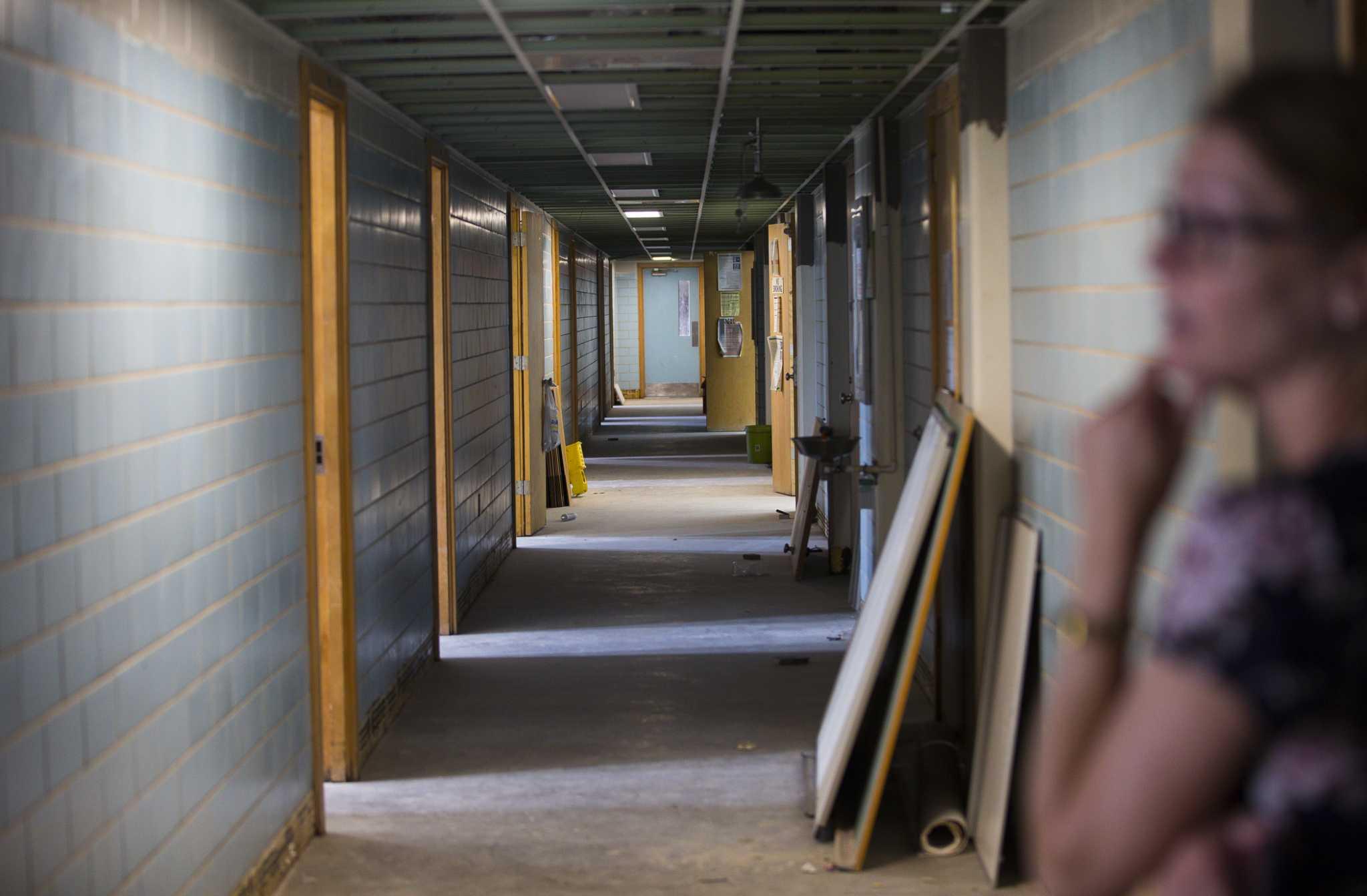 UT-Austin's Marine Science Institute 45 percent rebuilt after Hurricane Harvey