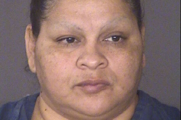 Alma Munoz, 47, is charged with causing seriously bodily injury to a disabled person.