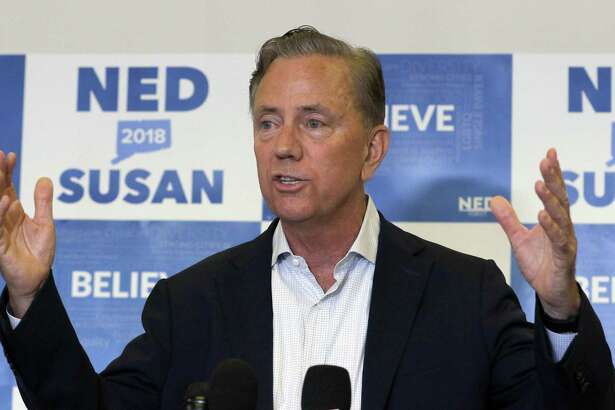 Ned Lamont of Greenwich, Democratic candidate for governor