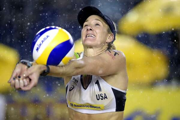 3ce7e48f89 Beach-volleyball player Kerri Walsh Jennings wants to revolutionize ...