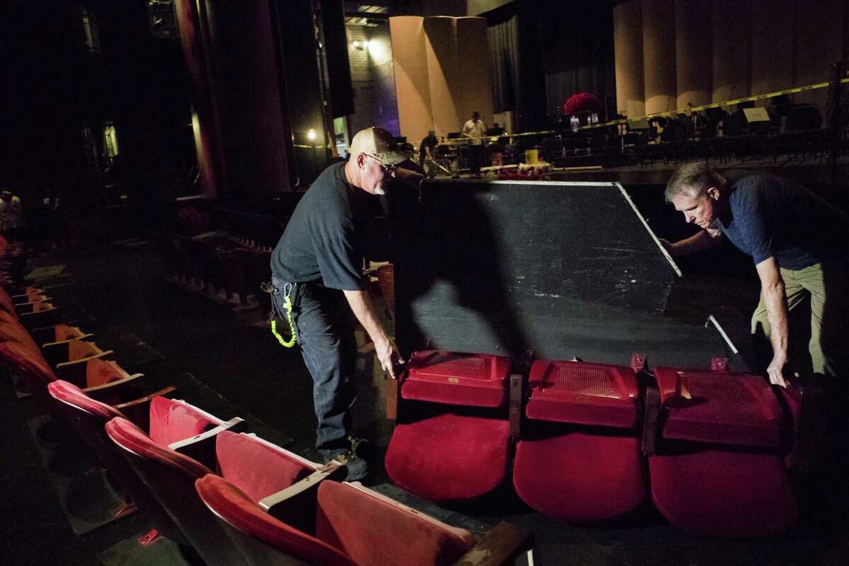 Theater District: TheWortham Centerflooded during Harvey, and members of Houston Grand Opera and Houston Ballet were unable to perform at the downtown venue for more than a year.